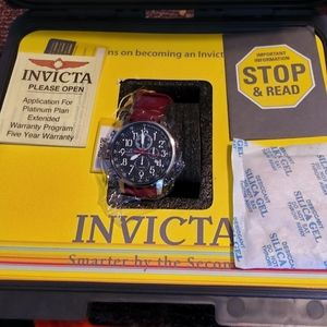 INVICTA I-FORCE #11517 COLLECTABLE WATCH